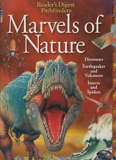 READER'S DIGEST PATHFINDERS MARVELS OF NATURE |3 in 1| Dinosaurs, Earthquakes...