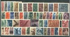 HUNGARY 1943-1944. COMPLETE YEARS STAMP COLLECTIONS ! MNH (**)