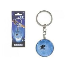 E.T. l´extra-terrestre porte-clés métal 3,5 cm llavero key ring keychain 214621