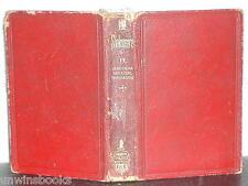 WILLIAM SHAKESPEARE: Anthony & Cleopatra JULIUS CAESAR Troilus FULL LEATHER 1869