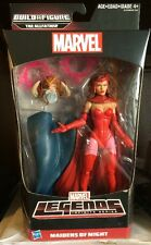 Marvel Legends Infinite Series! Scarlet Witch Maidens Of Might Build A Figure!