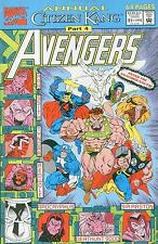 Avengers Annual # 21 - Comic - 1992 - 9.4