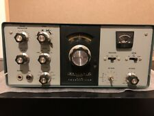HEATHKIT HW-101 SSB TRANSCEIVER TUBE HAM AMATEUR RADIO RESTORATION