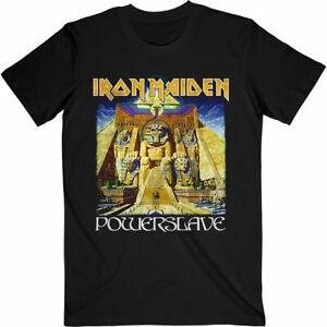 IRON MAIDEN - Powerslave World Slavery Tour T-Shirt Official Merchandise