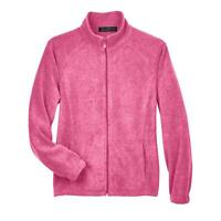 ZUZIFY Women's Full-Zip Midweight Polar Fleece Jacket. JU1302