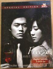 Freeze YA Entertainment Korean Drama  Box Set DVD NR  R1  -New-