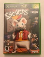 XBOX SNEAKERS Hero Mouse Game Toys 'R' Us Exclusive (2002) - NEW FACTORY SEALED