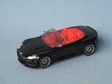 Matchbox Aston Martin DBS Volante Cabrio Convertable Black Toy Model Sports Car