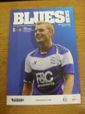 07/08/2010 Birmingham City v Real Mallorca [Friendly] (creased). Thanks for view