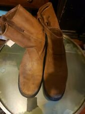 New listing New! Wolverine Men's Boots W04727 Work Wellington Brown Leather Usa 9 1/2