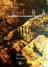 Ancient Stone City Nabataean Petra (Jordan) Roman Province Tombs Temples Mosaics