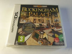 Hidden Mysteries Buckingham Palace Nintendo DS Game New & Sealed FREE UK POSTAGE