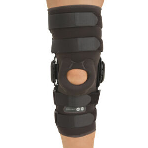 Össur Rebound ® Knie-Orthese, Knieschiene, einstellbare Knie-Stütze, Kniebandage