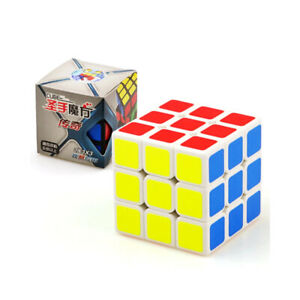 Rubik's Cube - fluorescent colour