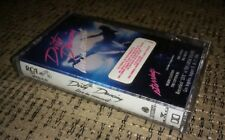 DIRTY DANCING live in concert CASSETTE tape music album SEALED brand new 1989