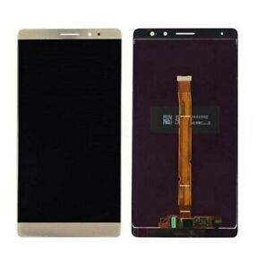 Huawei Mate 8 LCD Touch screen Display Full Digitizer Replacement Assembly Gold
