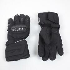 Paire de gants hiver homme homologué CE Mitsou Combe Taille XXXL moto scoot Neu