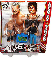 WWE Mattel Battle Pack Series 22 Dolph Ziggler & Vickie Guererro Action Figures