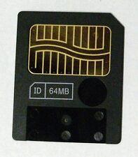 SmartMedia 64MB Memory Card SM - FREE Protective Case !!