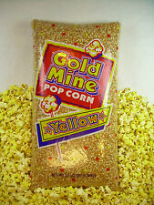 12.5 pound (lb) Gold Mine Brand Yellow Popcorn - by the makers of Jolly Time