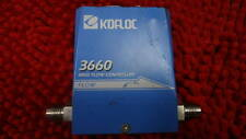 Kofloc Analog thermal mass flow controller 3660 series