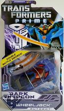 WHEELJACK Transformers Prime Dark Energon Animated Deluxe Figure Series 2 2012