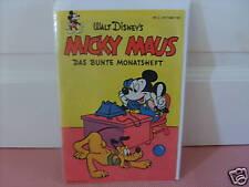 WALT DISNEY MICKEY MOUSE # 2 GERMAN EURO VARIANT