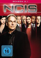 NAVY CIS - SEASON 6.1 MB  3 DVD NEU  COTE DE PABLO/MARK HARMON/+