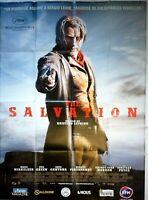 Plakat Kino The Salvation Mads Mikkelsen Eva Green 120 X 160 CM
