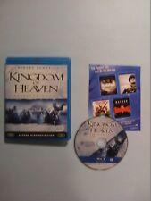 Kingdom Of Heaven (Blu-ray, 2005)