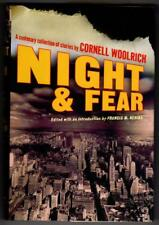 Night & Fear by Cornell Woolrich (First Edition)