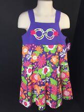 Kid Clothes Girls Size 5T Dress Sleeveless J Khaki Purple Pink Green Orange NEW