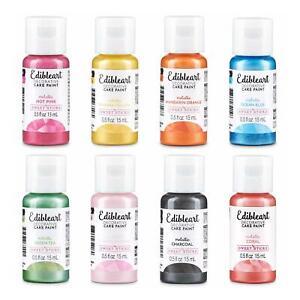 Sweet Sticks Edible Art Food Paint 15ml - Huge Range of Colours Free P&P