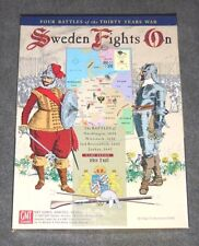 Sweden Fights On : Musket & Pike volume II {UNPUNCHED-COMPLETE} <OOP><RARE>