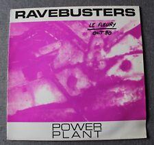 Ravebusters, power plant - house, Maxi Vinyl