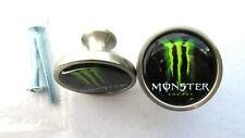 Monster Energy Cabinet Knobs, Monster Energy logo Cabinet Knobs , Monster