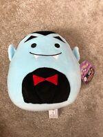 Squishmallows Halloween Drake The Dracula Plush Soft Toy Pillow