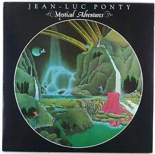 "12"" LP - Jean-Luc Ponty - Mystical Adventures - T3350 - cleaned"
