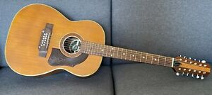 Hoyer 12 string vintage acoustic guitar made in Germany 60'