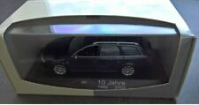 AUDI A6 RS6 C5 AVANT MUGELLO BLUE SPECIAL EDITION 1:43 MINICHAMPS (DEALER MODEL)
