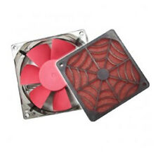 Evercool SFF-8 80mm x 25mm Spider Filter Cooling Fan with Dust Filter