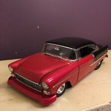 Vintage Danbury Mint 1:16 1955 Chevrolet Bel Air Pro Street Die-Cast Model