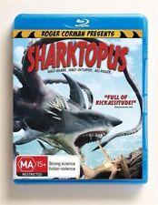 *NEW & SEALED* Sharktopus (Blu-ray 2011) Cheesy fantastic B-Grade horror movie!