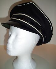 Neiman Marcus Sexy Steampunk Officer Style Hat Perfect for Dress, Cosplay