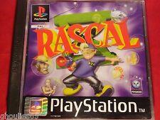 RASCAL PLAYSTATION 1 RASCAL PS1 PS2 PS3