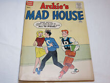 """Archie's Mad House Archie Series 1960  """"All To Pieces""""  RARE vintage #%"""