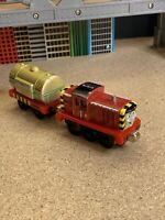 Thomas & Friends Take-N-Play Salty With Sodor Electric Eels Diecast 2003