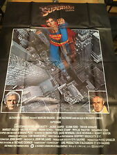 MOVIE POSTER / AFFICHE 116 x 158cm SUPERMAN