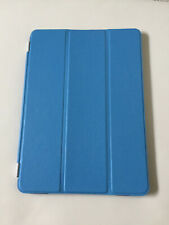 iPad Air 1 Front-Cover // Smart Cover NEU / Wake Up  BLAU