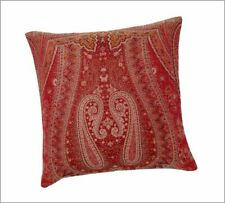 Two Pottery Barn Wool Jacquard pillow covers, decorative pillow covers